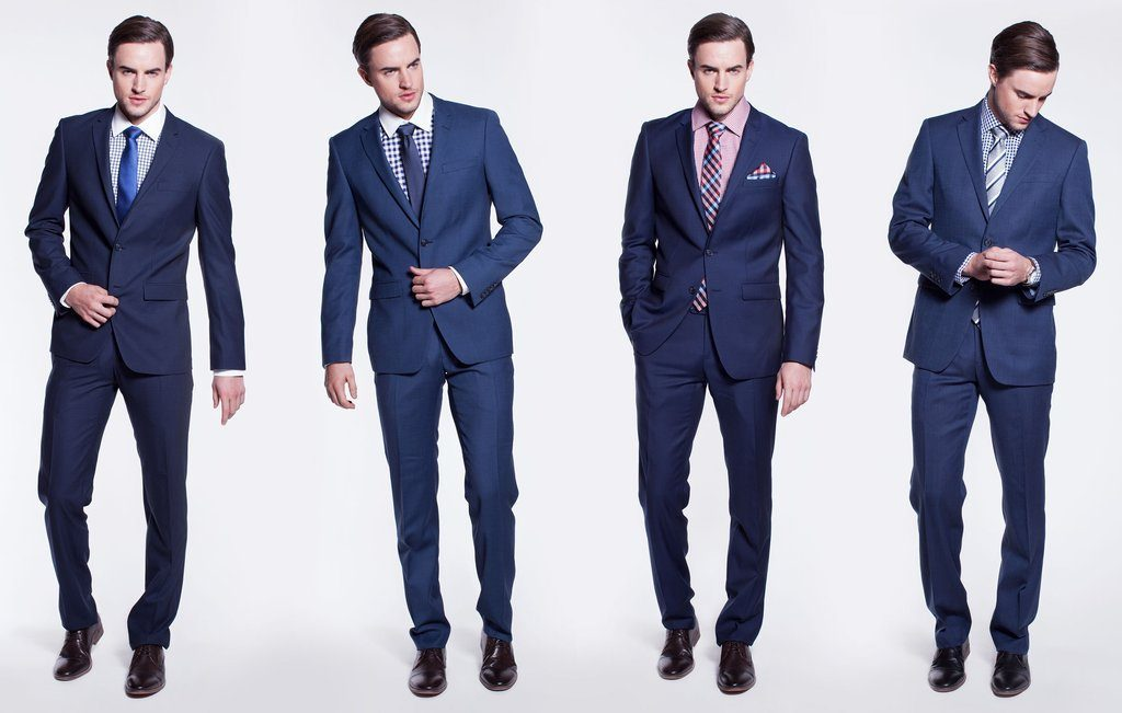 Men's Formal Fashion Trends