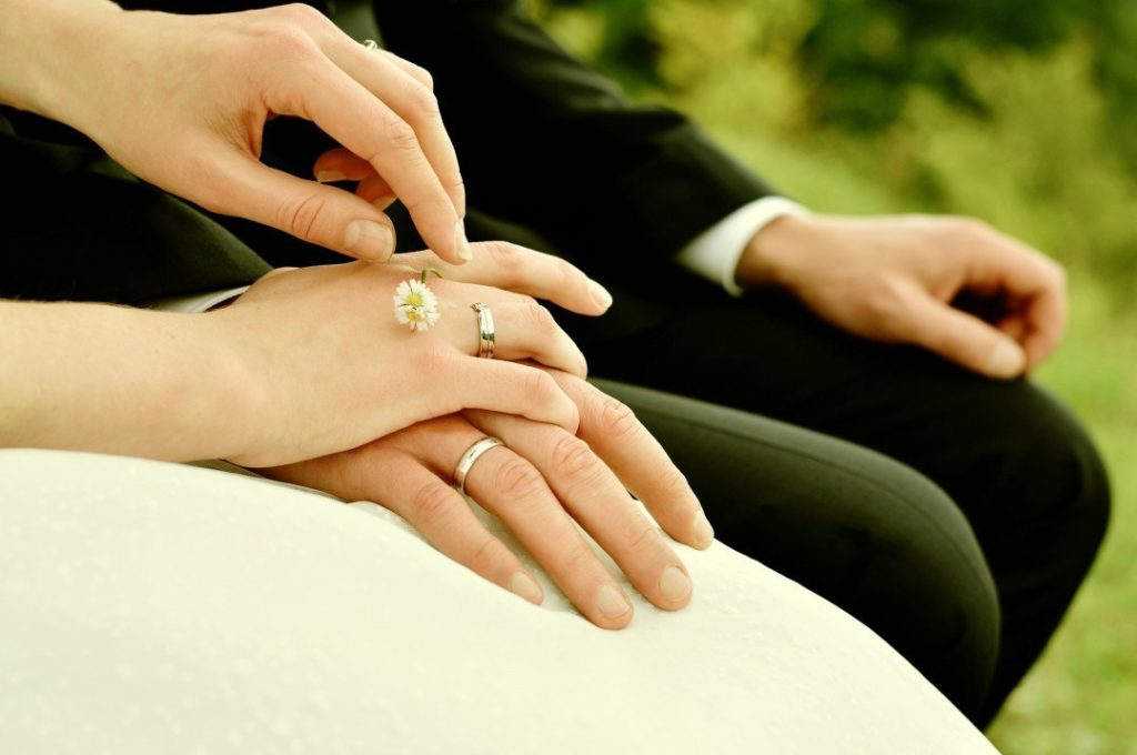 The Difference Between Bride and Bridegroom Wedding Rings