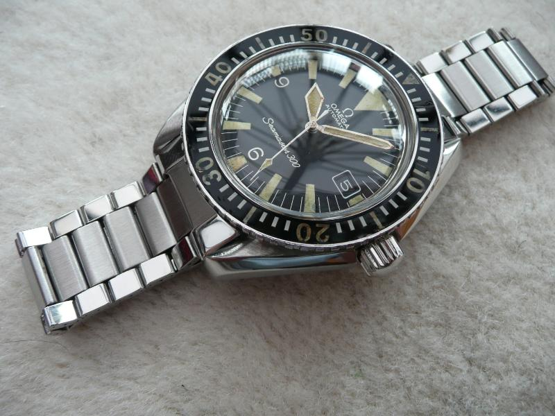 Planning To Get Vintage Omega Watch