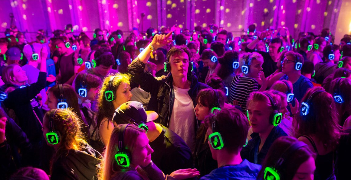 What Advantages Can You Get From Hosting A Silent Disco Event